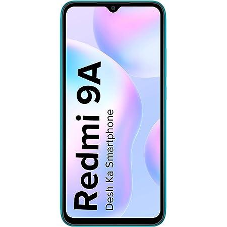 Redmi 9A (Sea Blue, 2GB Ram, 32GB Storage) | 2GHz Octa-core Helio G25 Processor