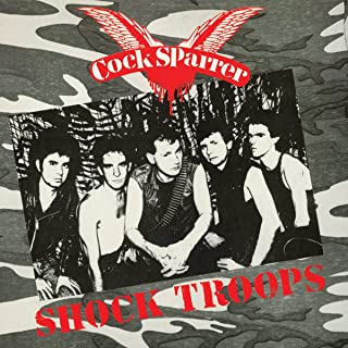 Shock Troops (Red Galaxy Vinyl)