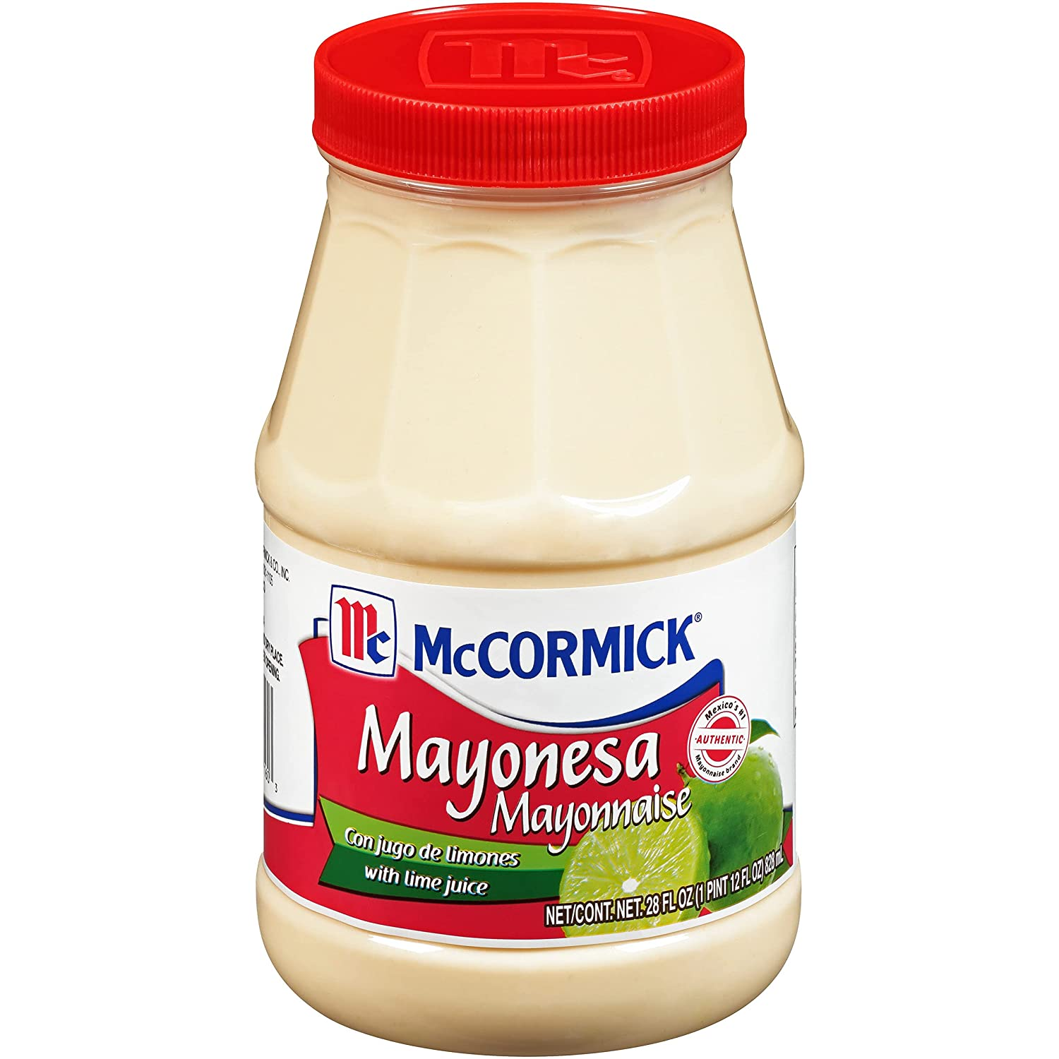 McCormick Mayonesa Mayonnaise with 55% OFF Lime fl 28 Juice Price reduction oz