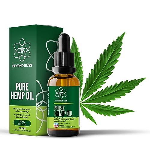 Tincture Pure CBD Oils: Amazon com