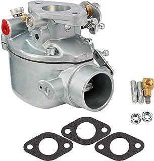 Partol Carburetor for Ford New Holland Jubilee NAA NAB Golden Jubilee Tractor TSX428, B2NN9510A, EAE9510C - Manual Choke