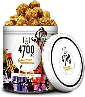 4700BC Orange Chilli Caramel Popcorn, Tin, 110g