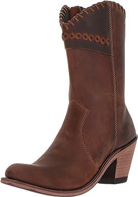 Crisscross Stitch Boot