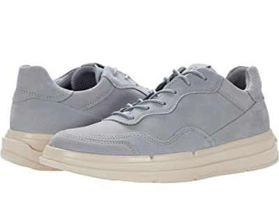 ECCO Soft X Sneaker (Silver/Grey) Women