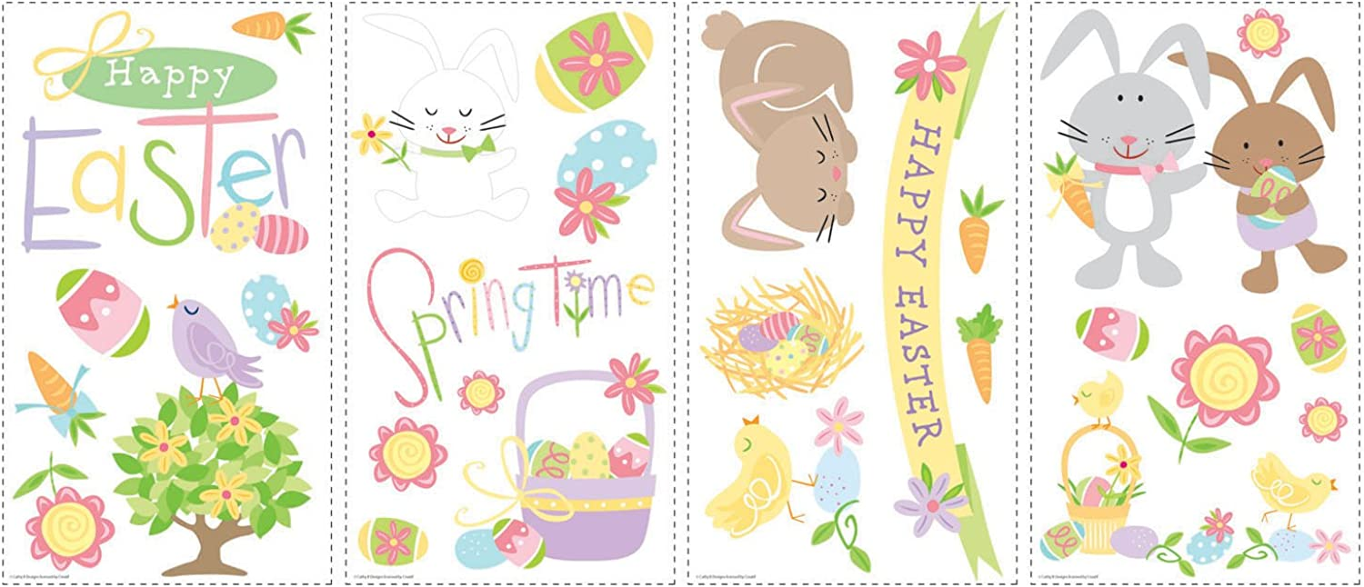 Wall Sticker Happy Easter (japan import)
