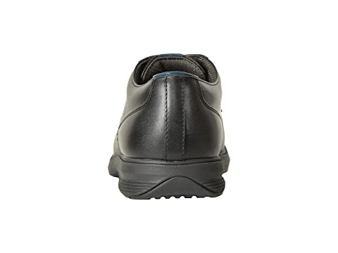 MultiTan Slip Resistant Nunn Bush Toe Walking Street Oxford KORE BlackBrownCamel with Melvin Cap Technology Comfort S6WzZrS8