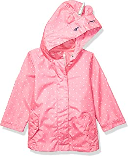 Carter's Women's Little Girls' Her Favorite Rainslicker Rain Jacket