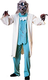 Crypt Keeper - Crypt Keeper Doctor Costume (Men's Adult Regular Size)