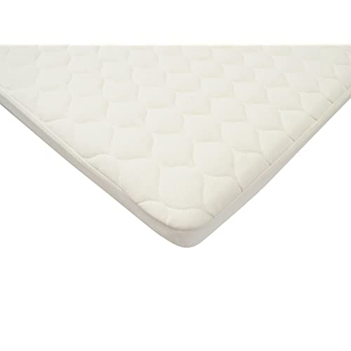 American Baby Company Waterproof Quilted Pack N Play Playard Size Fitted Mattress Cover Made with Organic