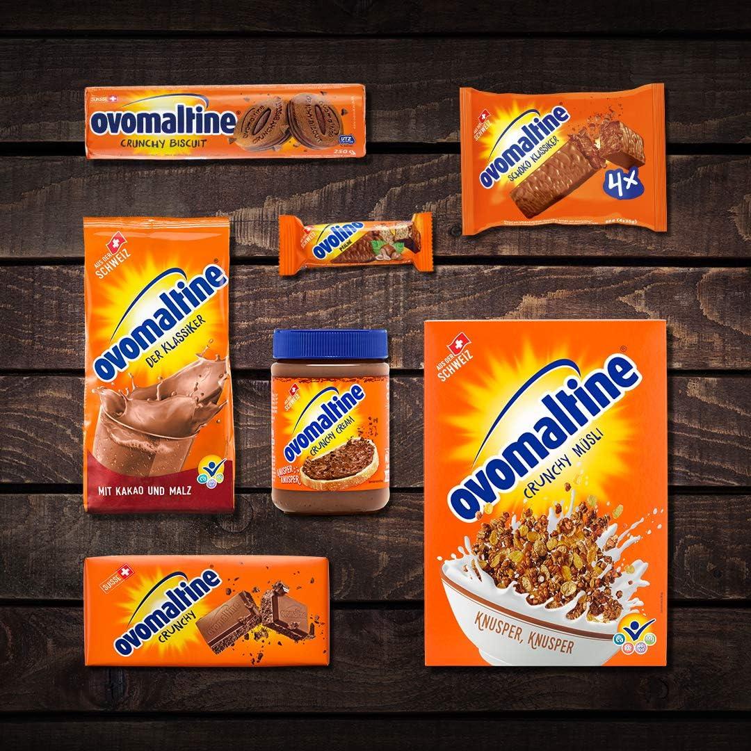 Ovomaltine Crunchy Cream : Amazon.it: Alimentari e cura della casa
