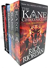 Rick riordan 6 books collection set pack (red pyramid, throne of fire, serpent's shadow, demigods and magicians, hotel val...