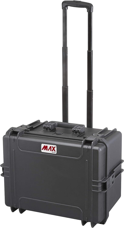 2 x Maxgear 12-1680 ressort valise //Cargo hayon amortisseur