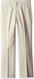 PGA TOUR Big Boy's Flat Front Solid Pant