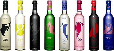 HINEMOS(全8銘柄セット)スパークリングやにごり酒、純米大吟醸など味わいの異なる日本酒を飲み比べ・ペアリング