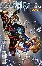 Bionic Man Vs. The Bionic Woman, The #1D VF/NM ; Dynamite comic book
