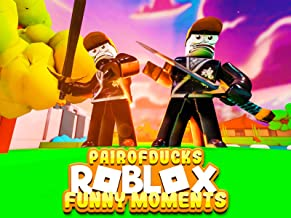 Clip: Roblox Funny Moments (PairOfDucks)