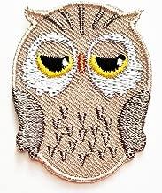 mini owl embroidery design