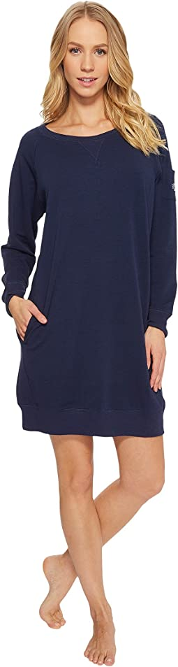 LAUREN Ralph Lauren Long Sleeve French Terry Lounger