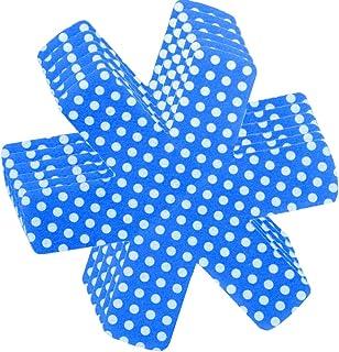 Amacoam Protector Sartenes Separador Sartenes Protector Ollas y Sartenes útiles Protectores de Sartenes y Ollas para Proteger Tus Utensilios de Cocina Evitando Que se Rayen al Apilarlas Azul 6 Piezas