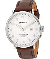 Shinola Detroit - The Canfield 43mm - 20121829