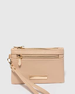 Beige Yara Purse
