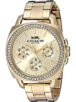 코치 보이프렌드 시계 COACH Boyfriend,Gold
