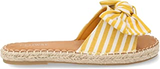 Amazon Para Mujer ZapatosY Zapatos esLazo Amarillo hQrtds