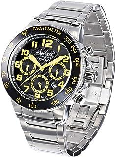 Ingersoll(インガーソル) 腕時計 自動巻き フルカレンダー 限定2999個生産品 Bison NO. 67 IN1512BKMB [並行輸入品]