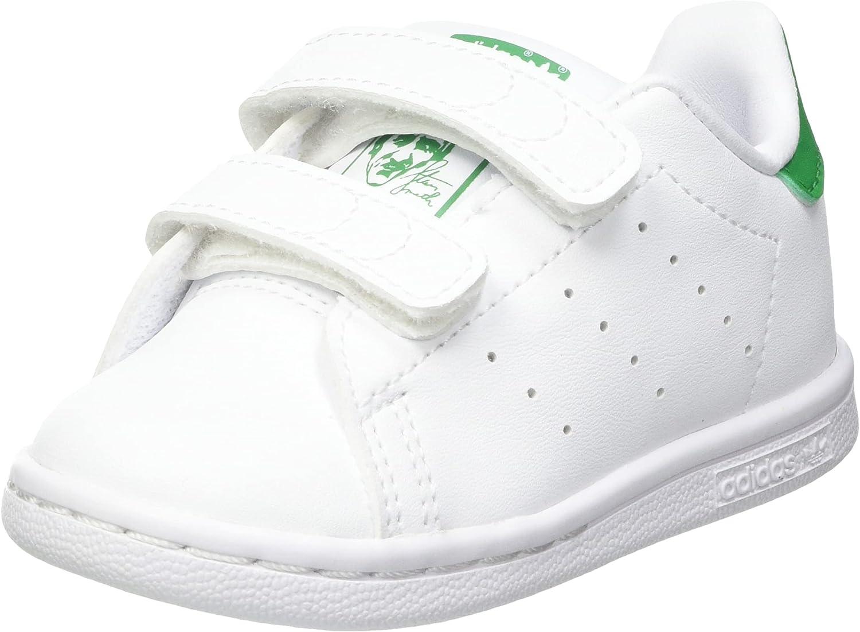 adidas Stan Smith CF, Sneaker Unisex bebé