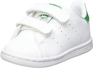adidas Originals Stan Smith CF I, Baskets Mixte Enfant
