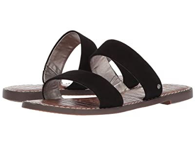 Sam Edelman Gala (Black Suede Leather) Women