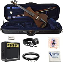 adm acoustic electric violin