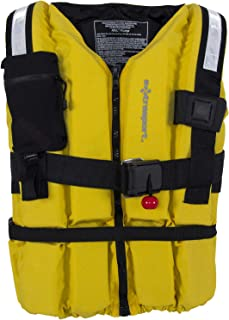 Extrasport Ranger PFD Yellow/Black XL
