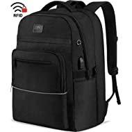 Laptop Backpack,WhiteFang 17.3 Inch Extra Large TSA Friendly Business Travel Laptop Backpack with...
