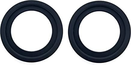 Essential Values 2 Pack Replacement Flush Ball Seal for Dometic RV Toilets, Compatible with Models: 300/310/320 – Equivalent to Part Number 385311658