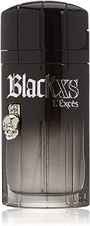 Paco Rabanne Black Xs L'exces Eau de Toilette Intense Spray for Men, 3.4 Ounce