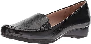 LifeStride Dara Low Heel Slip On Loafer womens Loafer Flat