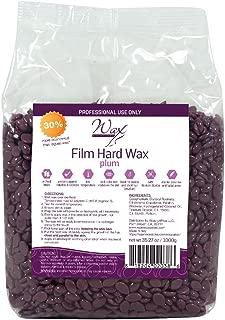 Waxness Film Hard Wax Plum 2.2 Pounds