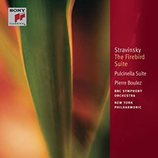 Stravinsky: The Firebird Suite 1910 ; Pulcinella Suite; Suites Nos. 1 & 2 for Small Orchestra Classic Library