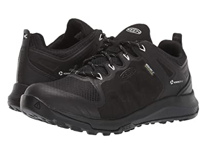 Keen Explore Waterproof (Black/Star White) Women