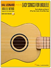 Hal Leonard More Easy Songs For Ukulele Book/Online Media