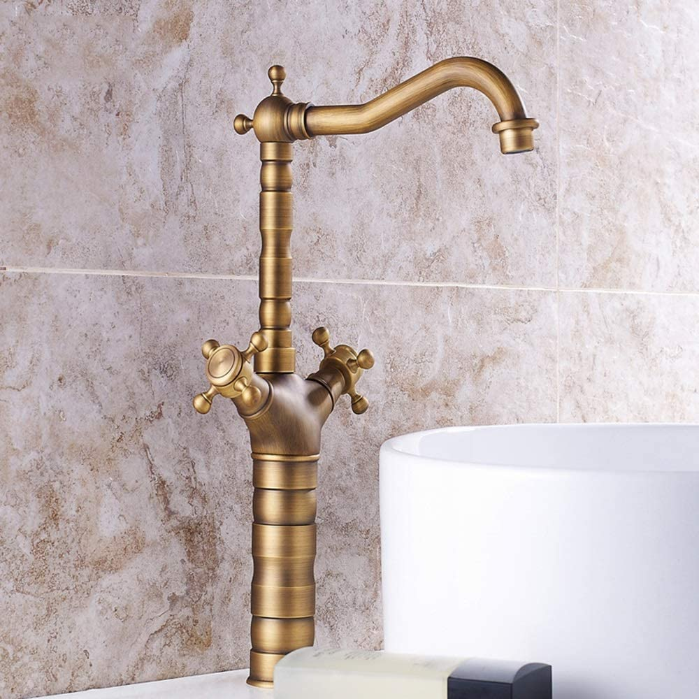 WEI-LUONG Modern European New 67% OFF of fixed price color Copper Antique Cold Water Doub And Hot