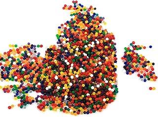 Granos de agua, Bolas de Agua Bolitas de Gel 10 colores 3000