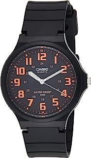 ساعة كاسيو للرجال MW-240-4BVDF- انالوج، رياضية