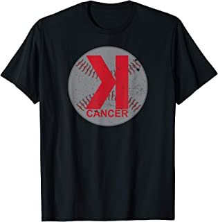 k cancer shirt