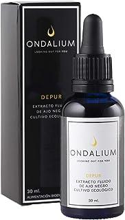 Ondalium DEPUR | Extracto fluido DEPURATIVO de AJO NEGRO
