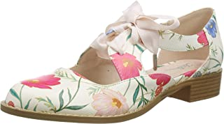 Joe Browns Women's English Meadows Cut Out Shoes Oxford Flat