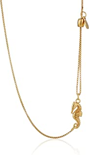 Alex and Ani Pull Chain Necklace Seahorse Chain Necklace