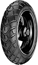 Kenda K761 Dual-Sport Tire - Rear - 130/80-17 , Position: Rear, Rim Size: 17, Tire Application: All-Terrain, Tire Size: 130/80-17, Tire Type: Dual Sport, Load Rating: 65, Speed Rating: H 146N5006