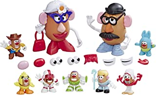 Potato Head Mr Disney/Pixar Toy Story 4 Andy's Playroom Potato Pack Toy for Kids Ages 2 & Up